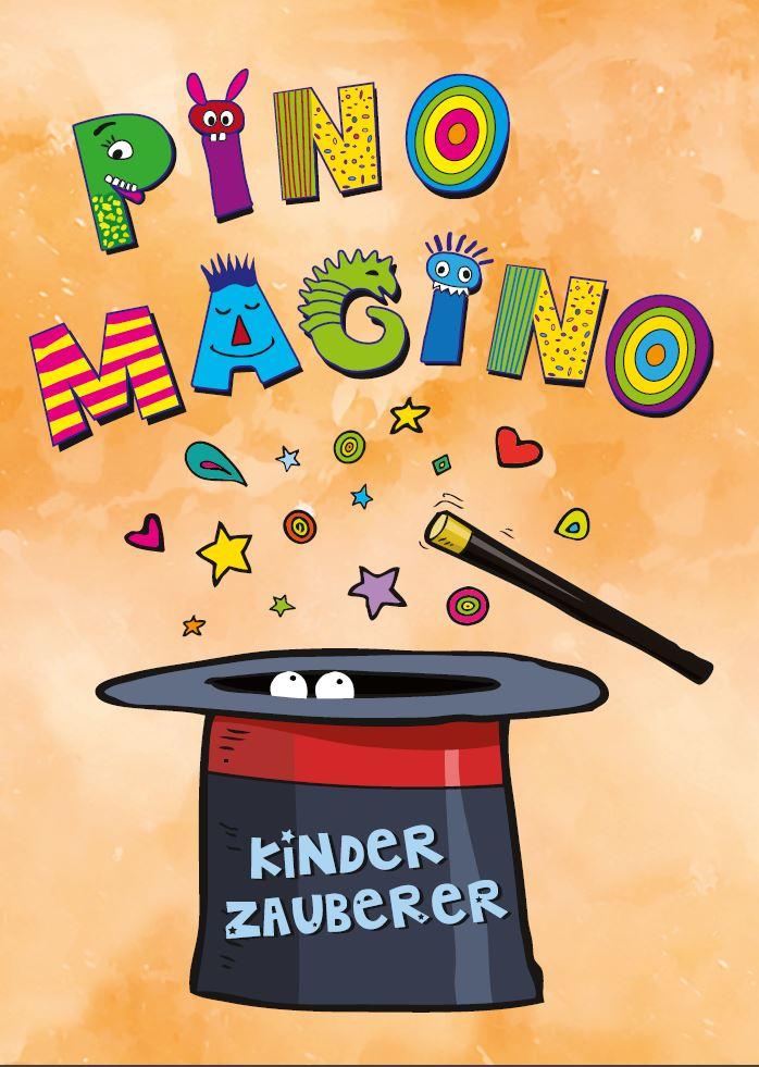 Kinderzauberer Pino Magino