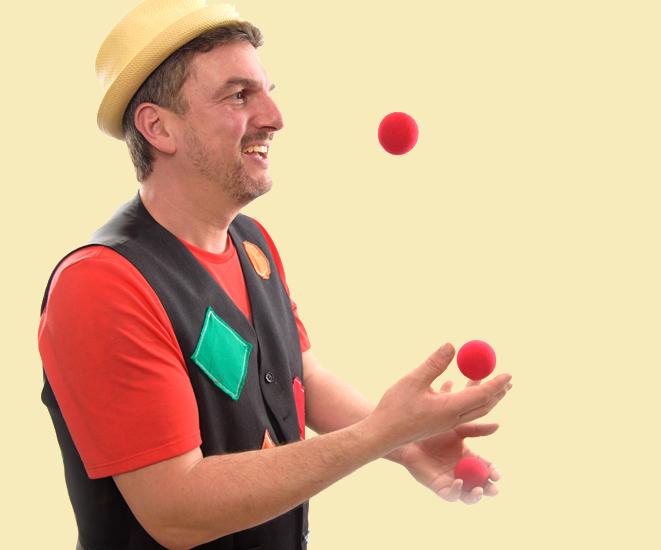 Zaubertrick Pino Magino
