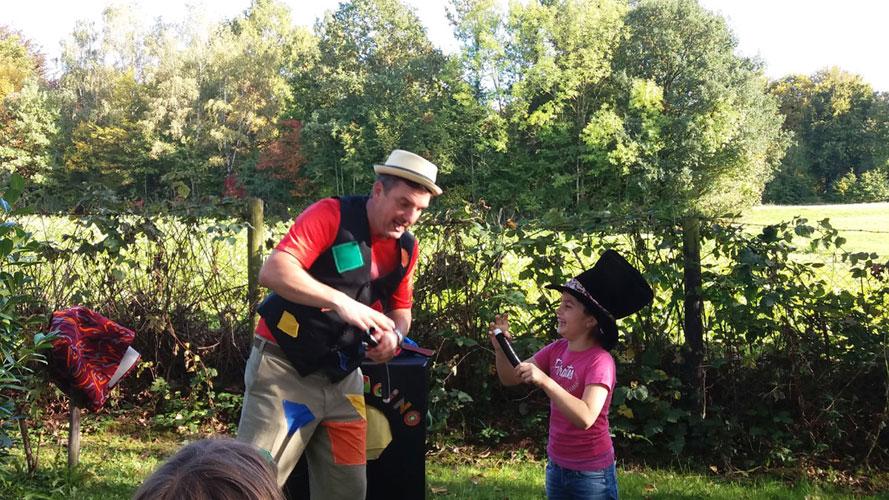 Pino Magino Kinderzauberer